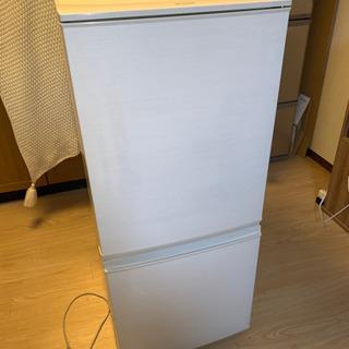 SHARP 冷蔵庫 137L 2016年製