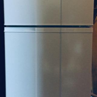 【無料】ハイアール 冷凍冷蔵庫【一人暮らし用】