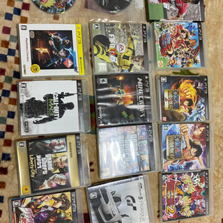 PS3ソフト15本セット