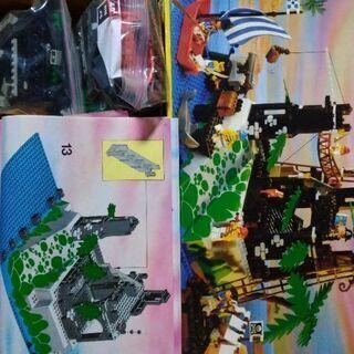 レゴブロック南海の勇者シリーズ 6273海ぞくのとりで