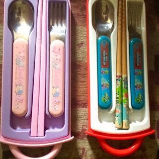 幼稚園保育園で使う食器 2点