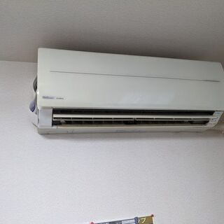 2006年製、200V 冷房5.0㎾ 暖房6.3㎾ CS-…