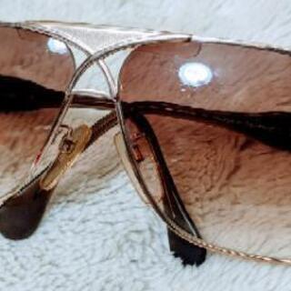 カザール ビンテージ サングラス ブラウン MOD 955…