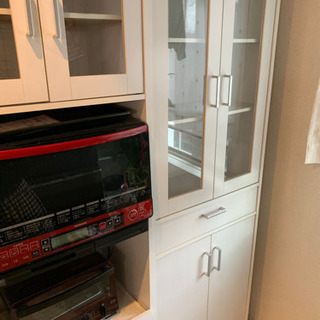 取引き先決定 キッチン 食器棚 60cm幅
