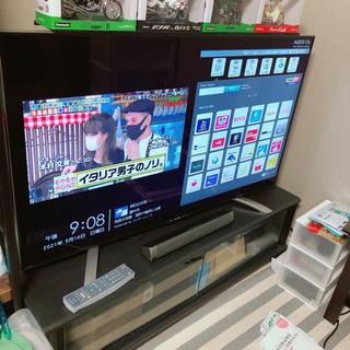 値下げ!極美品  50インチ 4K液晶テレビ  SHARP  2...