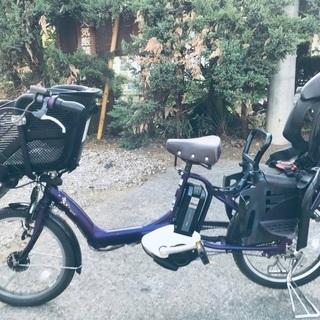 ♦️EJ898B  電動自転車
