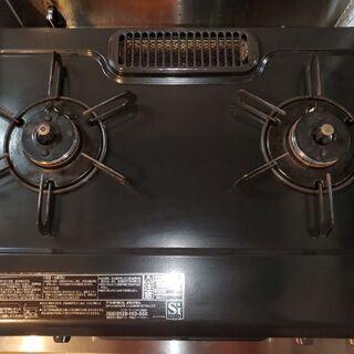 パロマ IC-S37-Rガスコンロ 2口