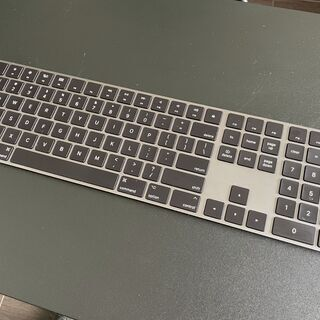 Apple Magic Keyboard スペースグレイ …
