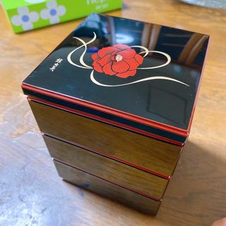 ミニ3段重箱