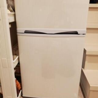 【ネット決済】冷蔵庫  96L  atebilax  2018年製