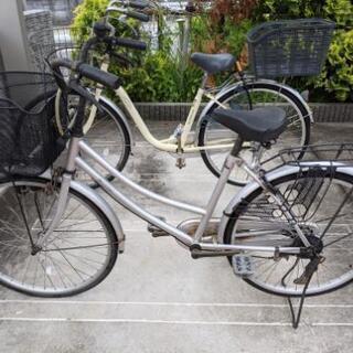 【取引確定!メッセージご遠慮下さい】自転車