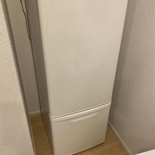 【美品】Panasonic冷蔵庫 nr-b17cw
