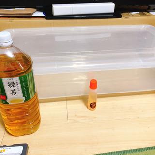 キャスター付き 収納ケース 美品 2個セット  − 東京都