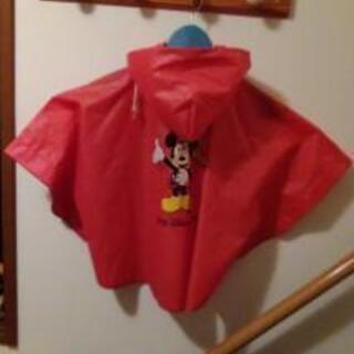 ミッキーマウス(Disney)ポンチョ