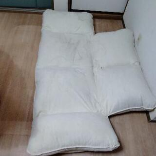 布製可動ソファー