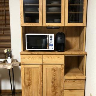 【美品値下可】食器棚、カップボード、タネダ 半額以下