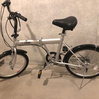 ロードバイク 20インチ 折りたたみ自転車 変速ギア