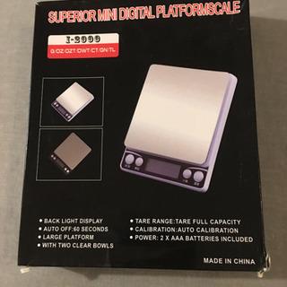 キッチン 計量器 0.1g-1㎏ 新品未使用