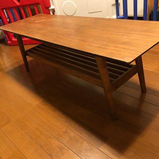 長方形コーヒーテーブル