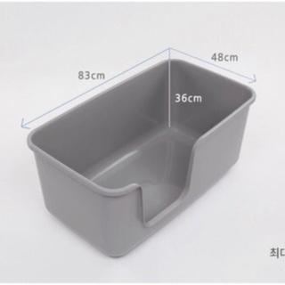 超特大猫トイレ(多頭&メインクーン向け)
