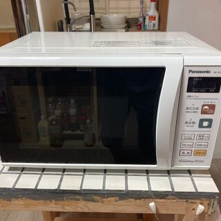 Panasonic 電子レンジ 2014年製 500〜850W【...