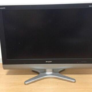AQUOS液晶テレビ LC-32DE5