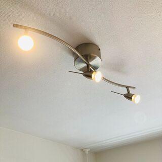 在庫2個あり 超かっこいいルームライト 照明 ステンレス製
