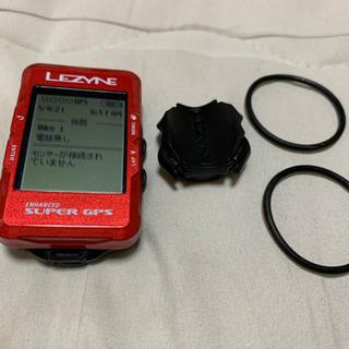 レザイン GPS サイクルコンピュータ サイコン ロードバイク