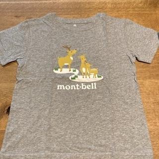 mont-bellキッズ Tシャツ サイズ140
