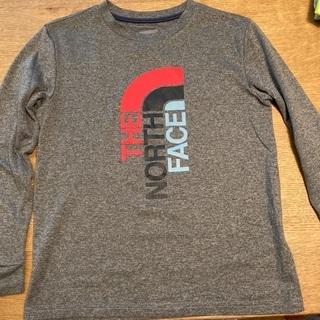 The North Face キッズ長Tシャツ 140サイズ