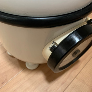 3合炊き炊飯器