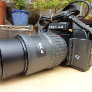 PENTAXのフィルムカメラ【ジャンク品】
