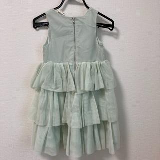 H&M キッズドレス(膝丈)120サイズ