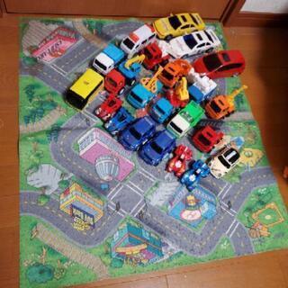 はたらく車おもちゃセット