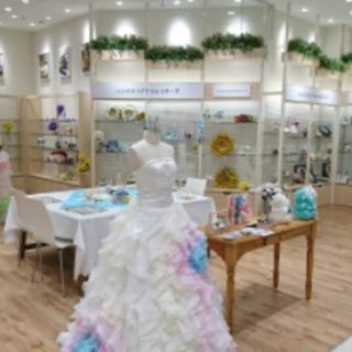 好きを仕事に!!ハンドメイド・お花の製作、販売、指導スタッフ募集
