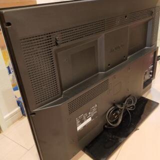 シャープ32型液晶テレビ