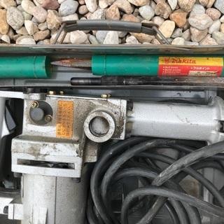 makita 8500N マキタ 電動ハンマ 通電確認済み はつり 電動工具 電動ハンマー - 行田市
