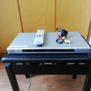 DVP-NS50P CD/DVD PLAYER