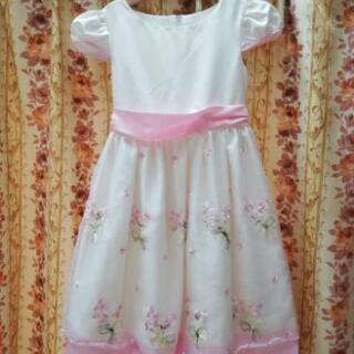 マザウェイズ ドレス 130センチ