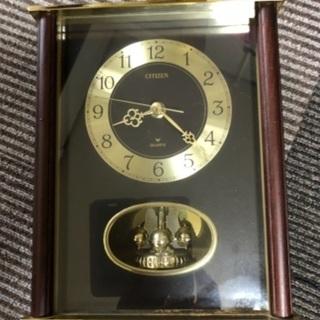 レトロ 置き時計