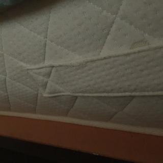 【ネット決済】ニトリ シングルベッド用 マット 取りに来てくださる方に
