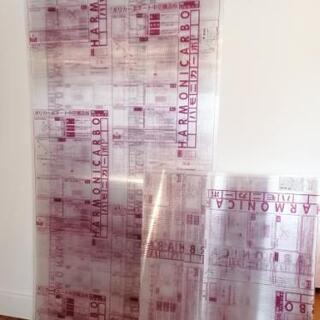 中空ポリカ ハモニカーボ ポリカ中空ボード 内窓 二重窓 DIY