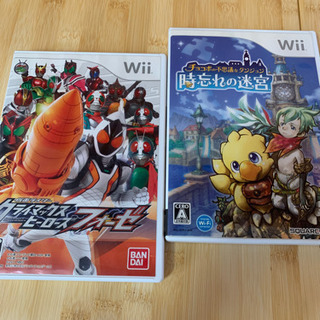 wii ソフト 仮面ライダー
