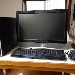 壊れたパソコンどなたか引き取ってもらえないでしょうか?