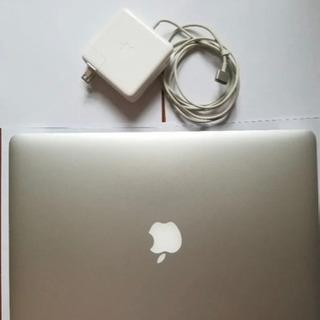 MacBookPro 15.4inch 2013年モデル