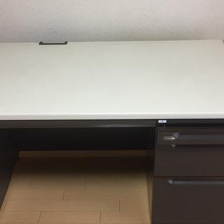 取引中です。事務机  1200×700 - 名古屋市