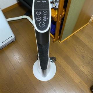 送風機能付きファンヒーター
