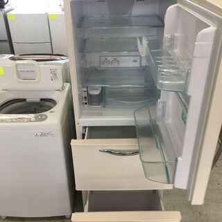 日立265L冷蔵庫 自動製氷機 2009年製 分解クリーニング済み - 家電