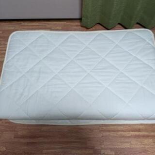 【ネット決済】極厚5層の敷布団(枕と圧縮袋つき)