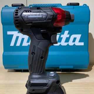 マキタ TD111D 10.8V インパクトドライバー フルセット - 売ります・あげます